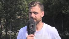 BUS-TV: Arnór svarar på barnens frågor
