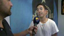 Tim Pang om tifoplanerna inför dubbelderbyt