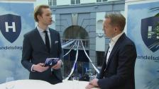 Interview with Per Franzén, Head of Equity at EQT - Handelsdagarna 2018