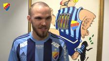 Marcus Danielsson ser fram emot konkurrensen