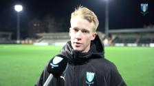 David Edvardsson efter IFK Malmö