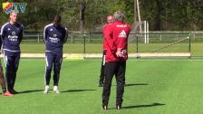 Pelle Olsson nöjd med full träningsvecka inför Åtvidaberg