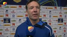 Kim efter 3-0 mot Falkenberg