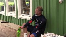 Gustav Engvall tror på ny 1-0-seger mot Göteborg