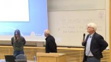 Bosse Lindquist och Anna Nordbeck från SVT om Macchariniaffären 28