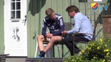 Emil vill stanna i Djurgården