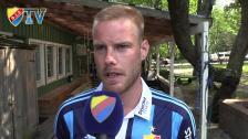 Fredrik Stenman om återkomsten till Djurgården