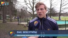 Emil om matchen mot Norrby