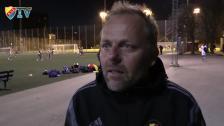 Anders Johansson om segern i U21-premiären:  Vi fick jobba hårt